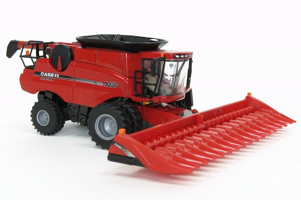 Axial Flow Combine : Ih axial flow combine down on the farm