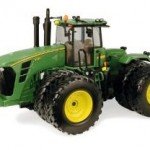John Deere 9330 With Duals