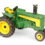 jd 730 Holiday Tractor