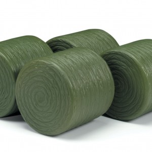 4-PACK OF ROUND BALES
