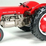 Massey Ferguson 50 Gas Narrow Front