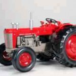 Massey Ferguson 98 with Wide Tires
