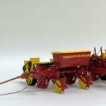 Minneapolis Moline Model 400 4 Row Planter