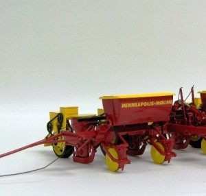 Minneapolis Moline Model 400 4 Row Planter