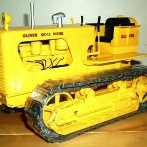 Oliver OC-12 Diesel Crawler
