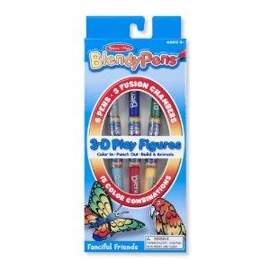 Blendy Pens - Fanciful Friends 3-D Play Figures