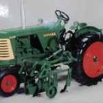 oliver super 66 w 2 row cultivator