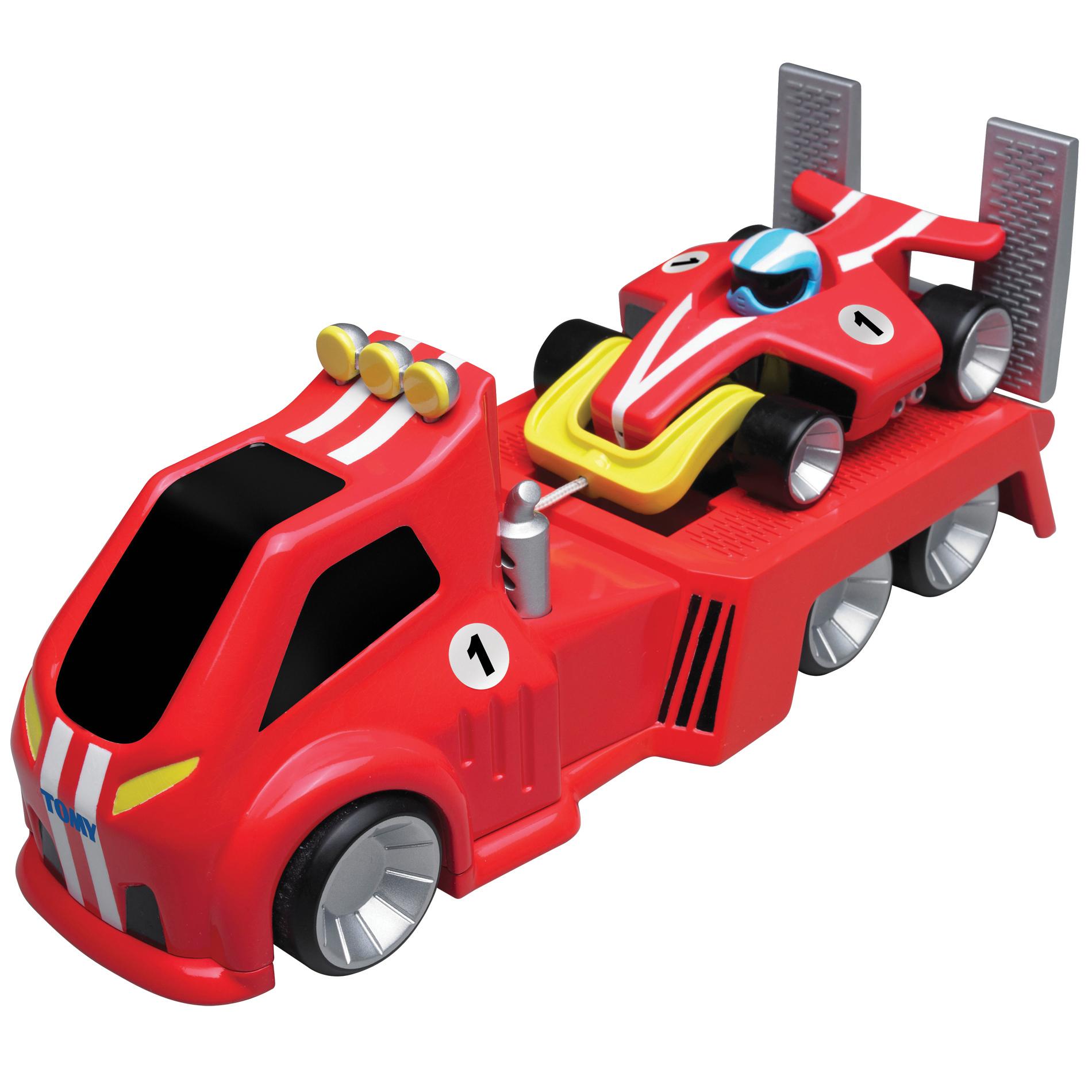 Tow N Go >> Tow N Go Racer Down On The Farm