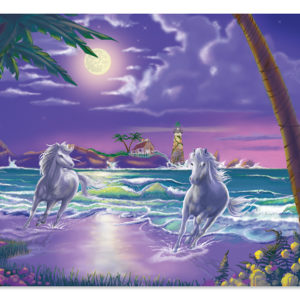 3173-500pcFloorPuzzle-SeasideStallions