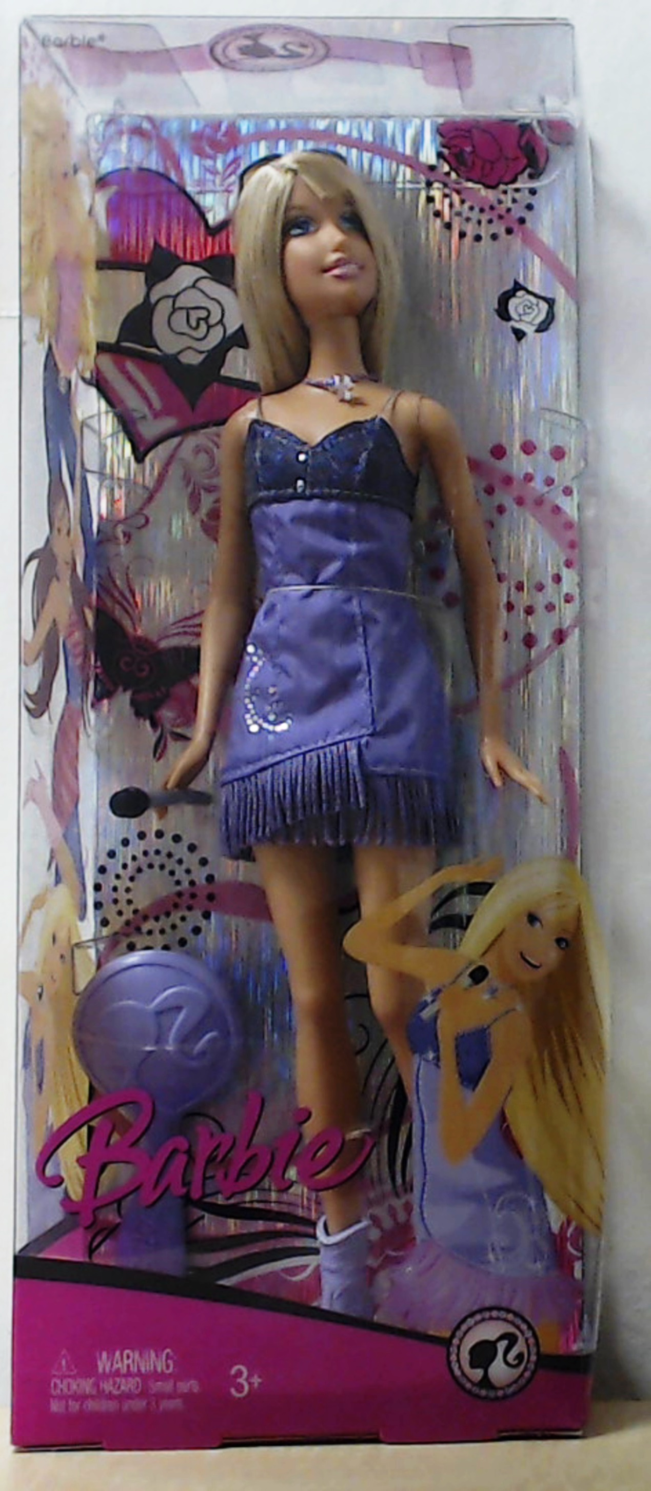 Barbie Country Rock Barbie Doll Down On The Farm